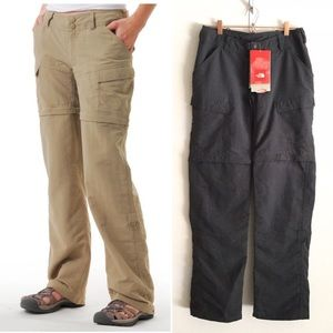 THE NORTH FACE NWT Convertible Cargo Pant 4L LONG
